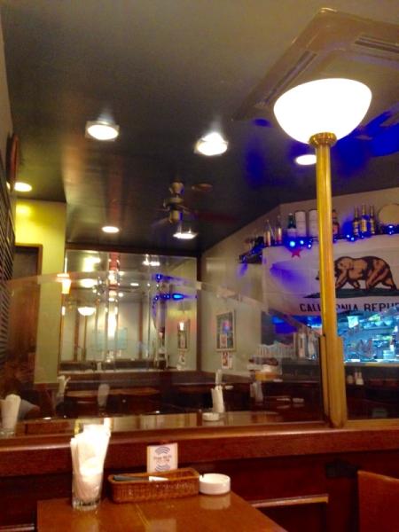 bar  time これがまたいい感じなんですよ!